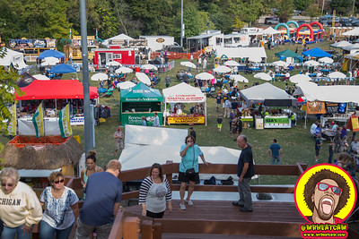 Northville Ribfest 2015 Day 2