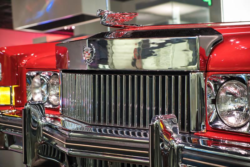 Chuck Berry's Caddy
