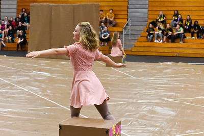 Timberland HS Winter Guard