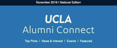 November 2019 Alumni Connect.  https://newsletter.alumni.ucla.edu/connect/2019/nov/developing_men/default.htm