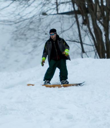 Snowboarding 022014