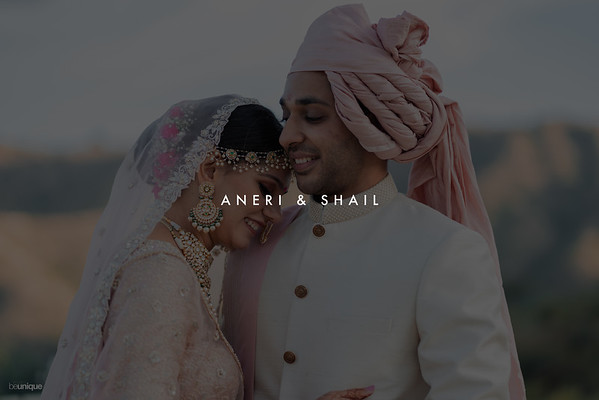 Aneri and Shail | Udaipur