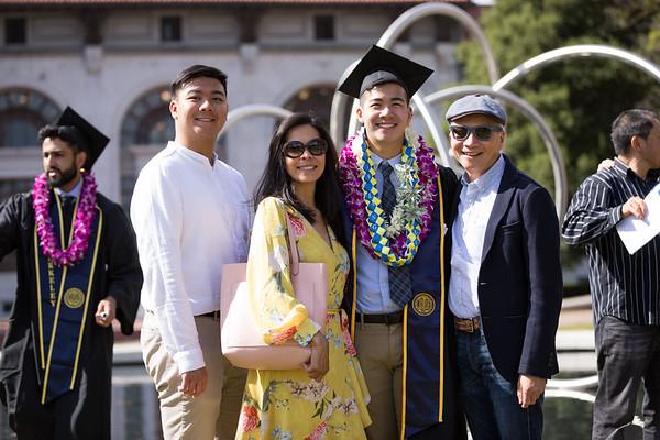 2019 Van-Lang Berkeley Graduation