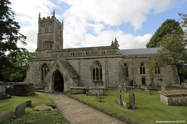 Wroughton Parish Church - Set 1