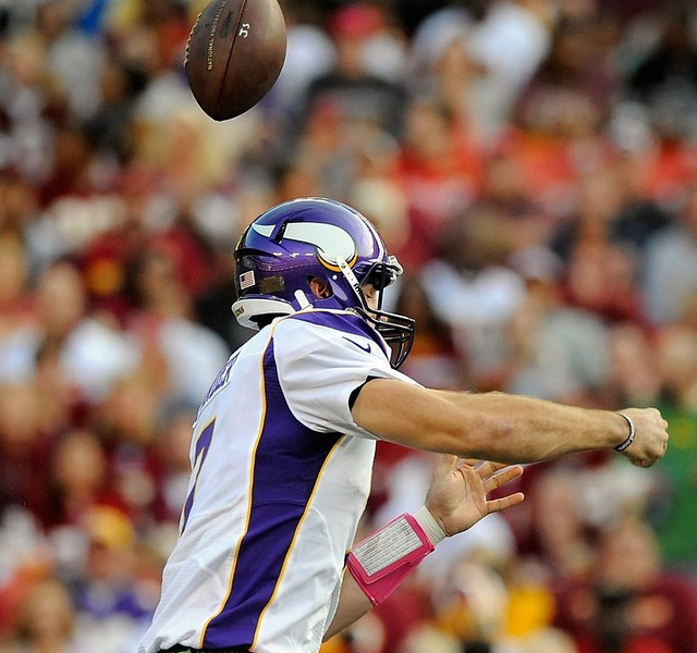 """. <p>1. CHRISTIAN PONDER <p>Josh Freeman�s concussion diagnosed by same doctors who magically found Ponder�s rib injury last month. Coincidence? (unranked) <p><b><a href=\'http://www.twincities.com/sports/ci_24370248/vikings-christian-ponder-likely-start-josh-freeman-has\' target=\""""_blank\""""> HUH?</a></b> <p>     (Patrick McDermott/Getty Images)  <p>OTHERS RECEIVING VOTES <p> John McCain, Brandel Chamblee, Jofi Joseph, Tajh Boyd, Pauly D, YouTube confessions, Baltimore Ravens, Brandon Weeden, Nerlens Noel, smog, baldness cure, clowns, Jared Allen, Miami Hurricanes, Cee Lo Green, Jenna Jameson, Paul Molitor, Catherine McPhee, Kevin Trudeau, Grambling State Tigers, Wayne Newton�s yacht, Frank Haith, Ryan Reynolds. <p>  <br><p> Kevin Cusick talks fantasy football, and whatever else comes up, with Bob Sansevere and �The Superstar� Mike Morris on Thursdays on Sports Radio 105 The Ticket. Follow him at <a href=\'http://twitter.com/theloopnow\'>twitter.com/theloopnow</a>."""