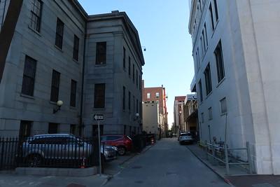 Downtown Alleys (Congress Lane area)