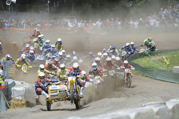 More Sidecarcross