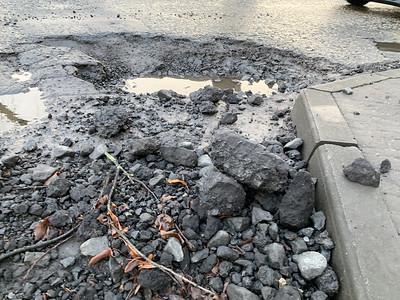 SMAX Pothole