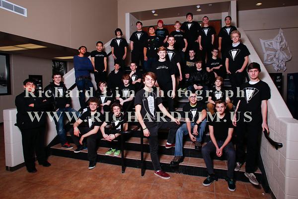 2014-02-17-Howell High School Choir