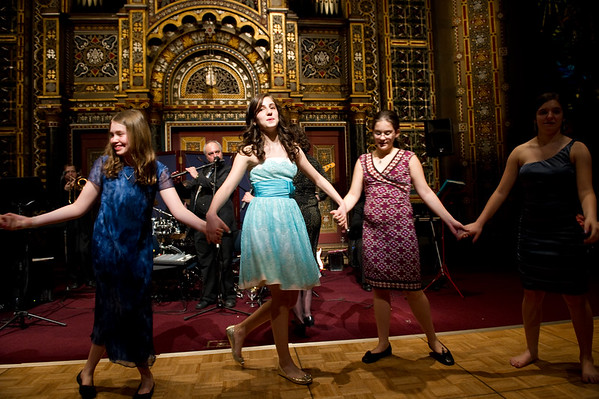 2010  Ariel E Cohen Bat Mitzvah