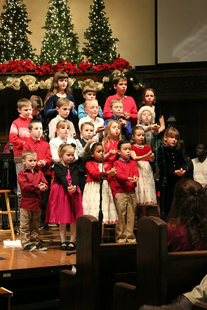 2014 Chirstmas Eve Family Service