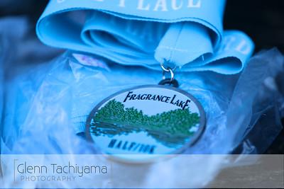 Fragrance Lake Half Marathon 2015