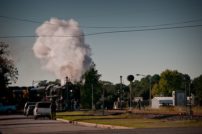 Union Pacific Steam Locomotive UP 844