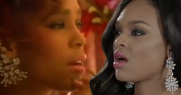 """Whitney Houston's """"Greatest Love Of All"""" Music Video: Tribute - 2015"""