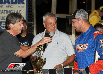 Williams Grove Speedway - Keith Kauffman Tribute - 8/30/19 - Lee Greenawalt