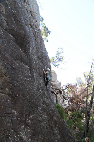 Mark on a 22 at The Watch Tower