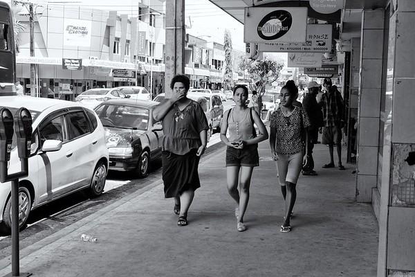 Fiji (Monochrome)City