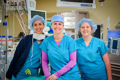 Group Photos of Docs, CRNAs and AAs