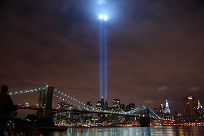 Memorial in Light