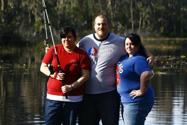Lake Park Fishing 12-21-08
