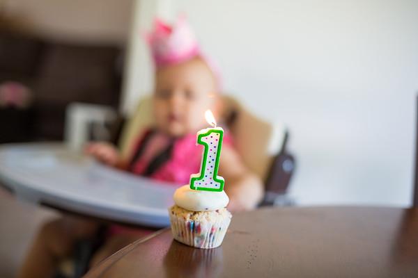 Piper's 1st Birthday
