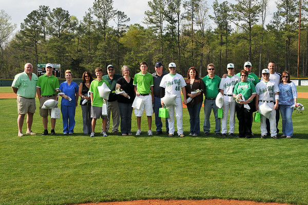 Baseball & Golf Seniors 2011