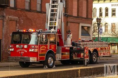 11-20-19 Coshocton FD - Smoke investigation