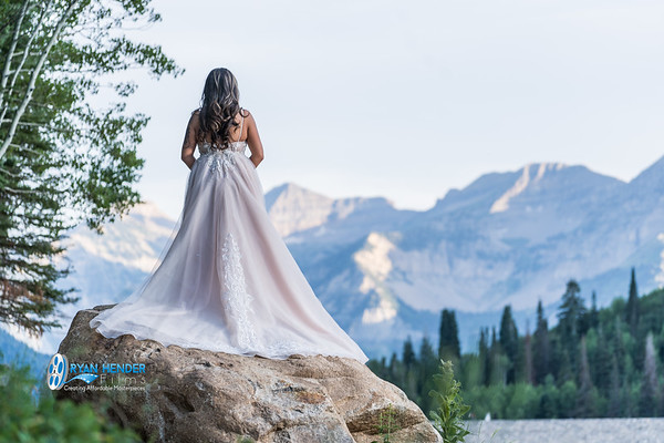 Jackie Bridals Tibble Fork