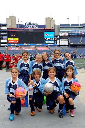2014-10-04 - Gillette Stadium Soccer Jamboree