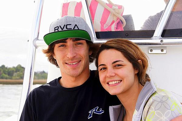 Mathew and Amanda
