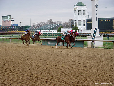 Churchill Downs, Sony 717