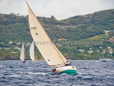 JANLEY Under Sail