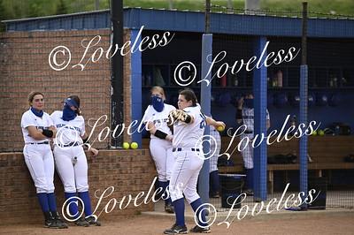 Softball vs Mt Juliet  4/13/21