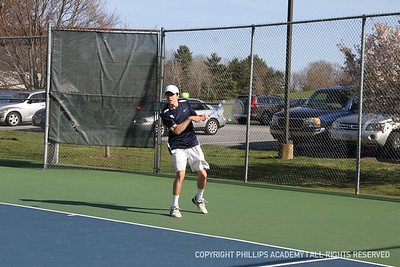 BV Tennis vs Groton