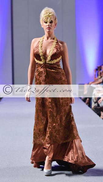 Couture fashion Week Spring 2013: CITRA GALA Citrolina
