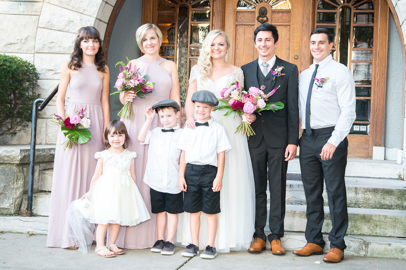 Lauren & Tim's Wedding