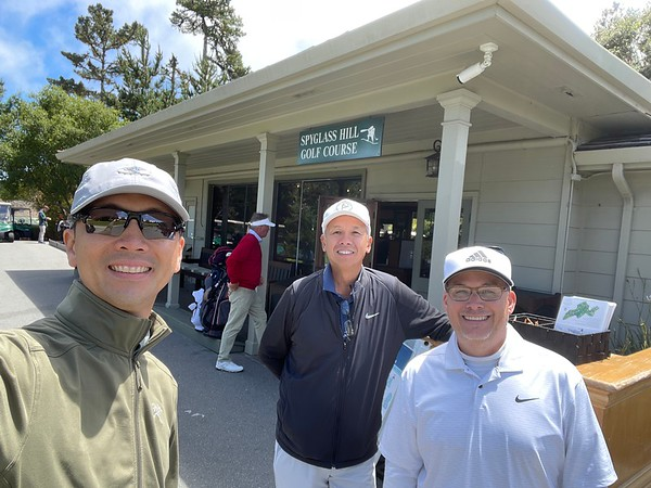 Spyglass Hill Golf