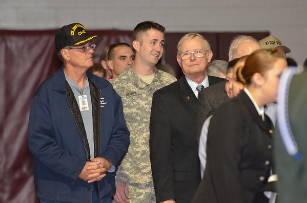 WMHS Veterans Day 2012