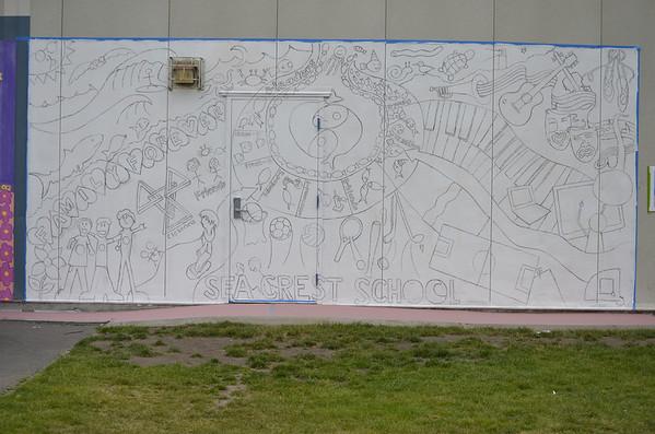 Mural - originals