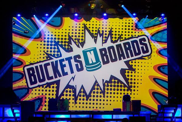 Buckets 'N Boards 6.24.15