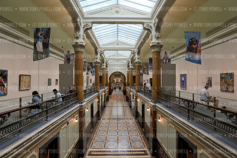 National Portrait Gallery Stock Photography