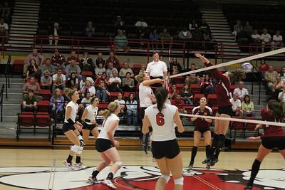 GWU vs Winthrop Volleyball