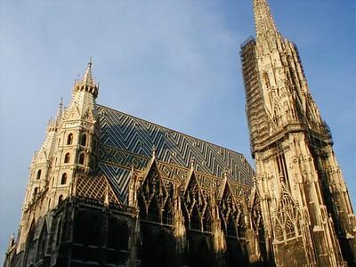 2002 - Austria: Vienna & Salzburg