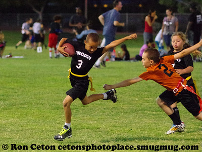 ProDay Football 7:15 Game 2