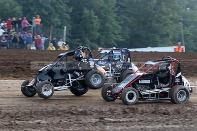Albany-Saratoga USAC Dirt Midgets-08/16/19