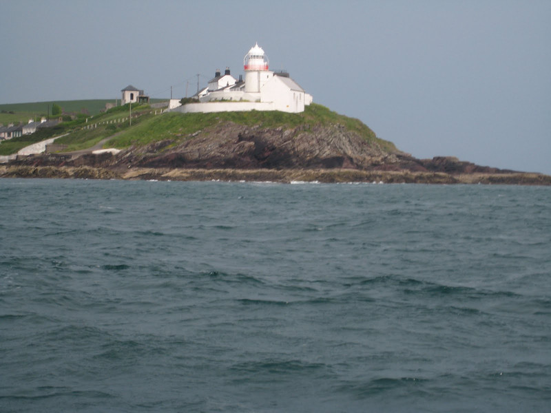 Roches Point Lighthouse, Cork Harbor