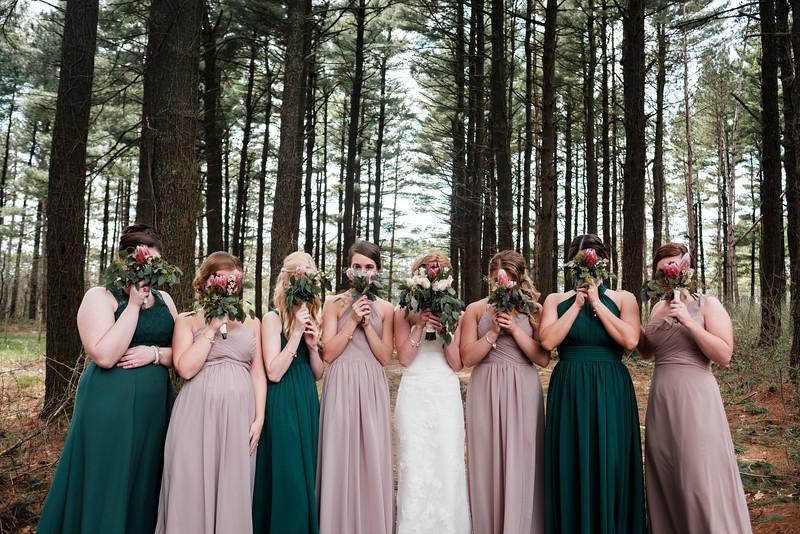 Wedding Photos at Williams Tree Farm