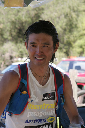 Backbone Trail Ultra 2014