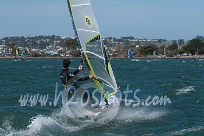 Windsurfing Candlestick  March 16th 2013