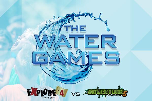 2016 Vista Coast Kids Water Games